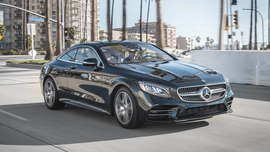 2018 Mercedes-Benz S560 Coupe Review: Delightful Luxury