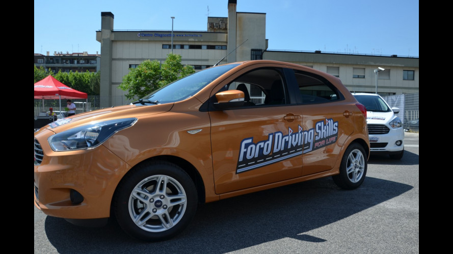 Ford Driving Skills for Life torna anche quest'anno