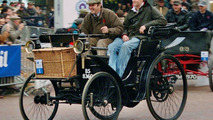 1895 Peugeot Vis-A-Vis Leads 2006 London to Brighton Run