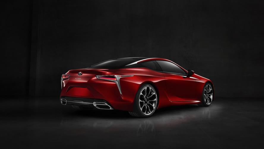 Lexus prépare-t-il une LC F pour contrer la Nissan GT-R ?