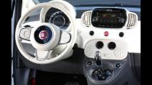 Fiat 500C restyling