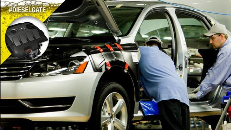 Dieselgate, Volkswagen ritocca il numero delle auto convolte