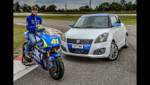 Suzuki Swift Sport GSX-RR Tribute
