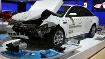 Ford Taurus Crash-Tested