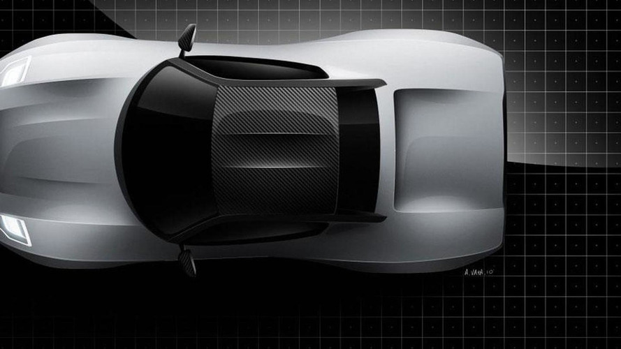 Izaro GT-E supercar - first renderings released