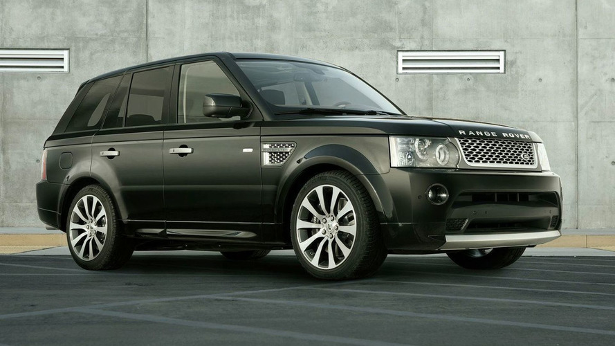 LEAKED: 2011 Range Rover confirmed to receive new 4.4-liter diesel engine