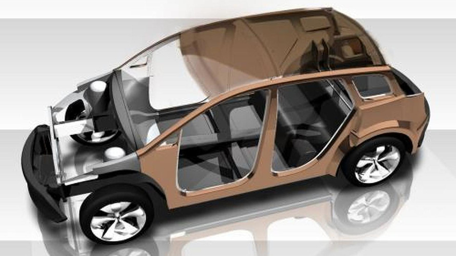 Lotus Engineering envisions lightweight passenger cars for 2020