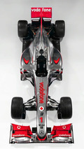 McLaren MP4-25 press photo - 29.01.2010
