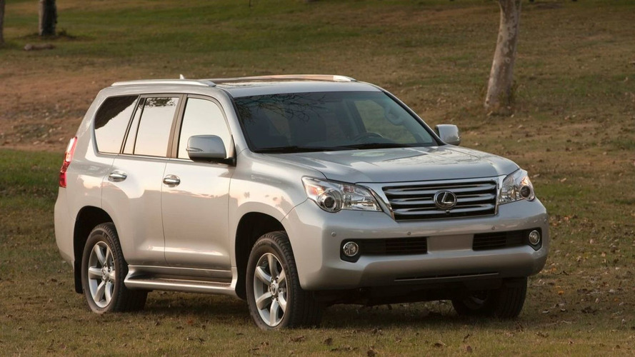 Toyota resumes sales of Lexus GX 460 SUV following rollover risk recall
