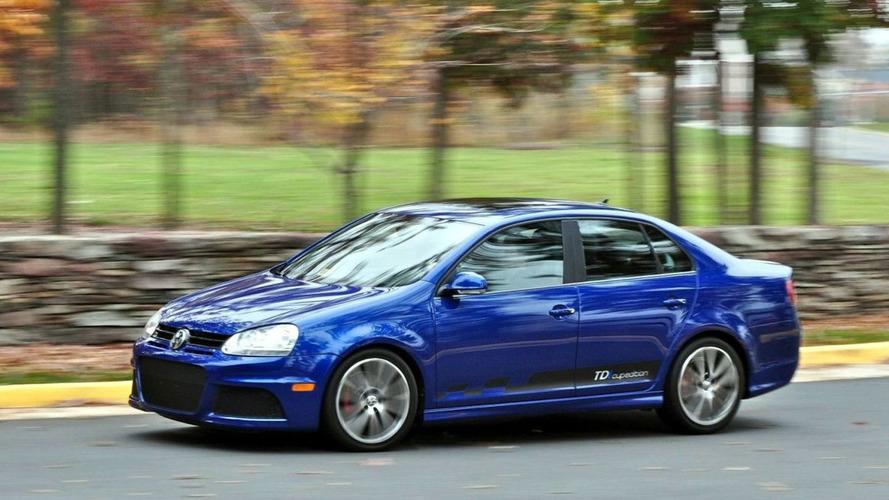 VW Jetta TDI Cup Street Edition Announced (US)