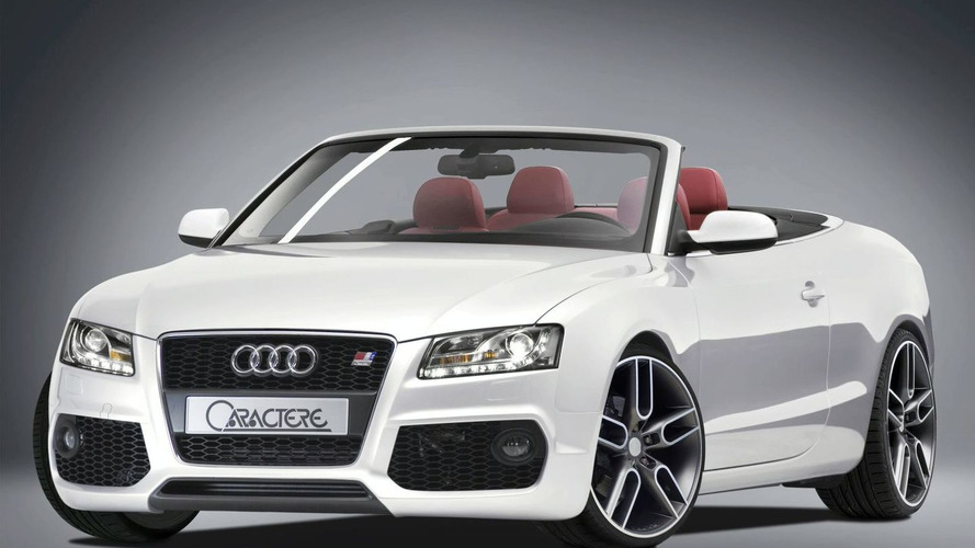 Caractere styling kit for Audi A5 Cabrio