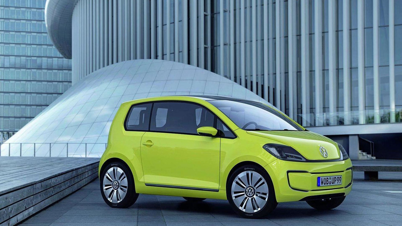 Volkswagen e-Up! Concept