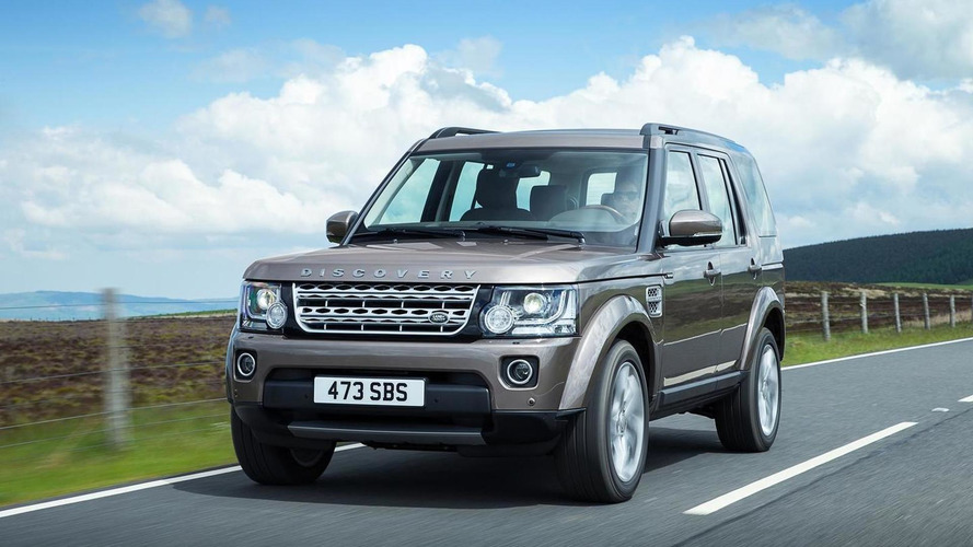 Next generation Land Rover Discovery to spawn hardcore off-road SVX version