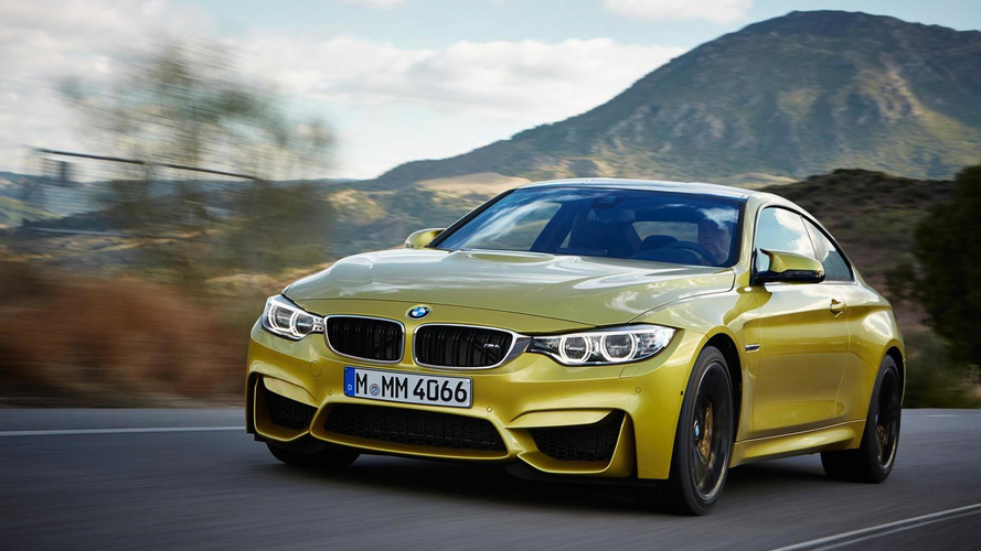 BMW M3, M4 getting Competition Package this spring