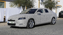 2016 Skoda Superb spy photo