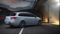 Seat Leon ST CUPRA goes official with up to 280 HP