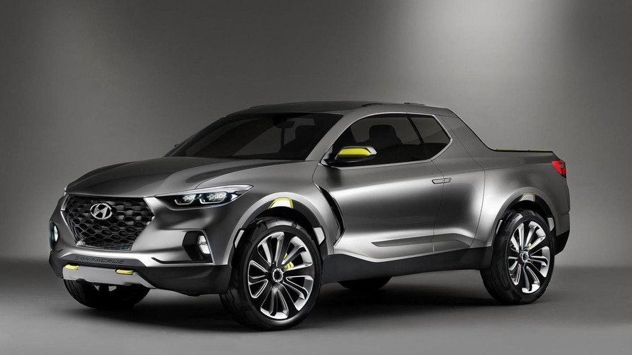 Hyundai Santa Cruz design nears completion