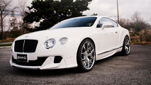 DMC Duro introduced - based on the Bentley Continental GT