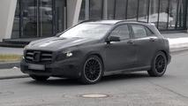 Mercedes-Benz GLA 45 AMG spy photo 25.03.2013 / Automedia