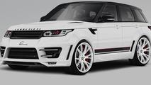 Range Rover Sport CLR RS by Lumma Design 27.04.2013