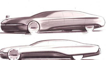 Russian presidential limo concept by Sergey Kirsanov 25.2.2013