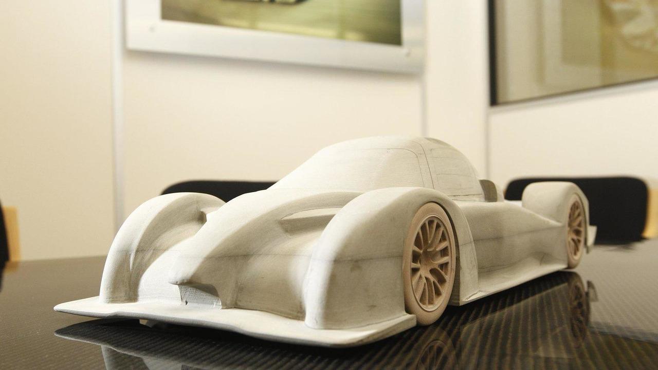 2014 Radical RXC Coupe miniature model, 1600, 16.02.2012