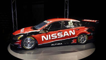 Nissan Altima V8 Supercar hits the track [video]