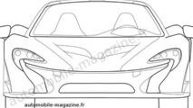 McLaren P1 debuts in Paris, late 2013 launch confirmed [video]
