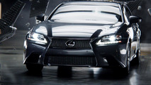 2012 Lexus GS Super Bowl XLVI commercial screenshot 31.01.2012