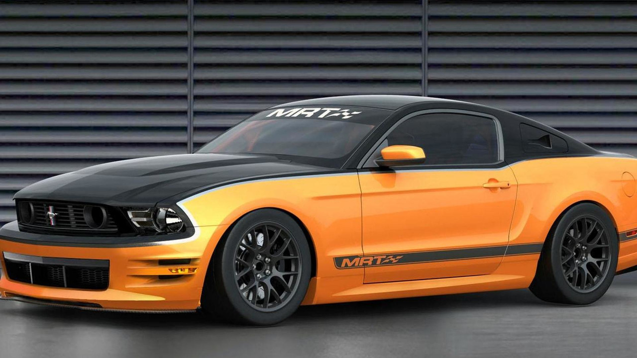 2012 Ford Mustang by MRT Performance for SEMA - 31.10.2011
