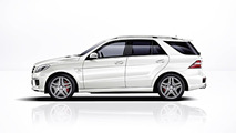 2012 Mercedes-Benz ML63 AMG 14.11.2011