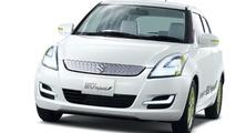 Suzuki Swift EV Hybrid concept - low res - 08.11.2011