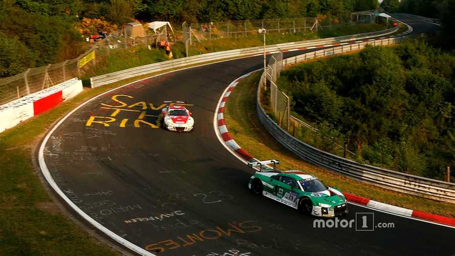 Nurburgring 24 Hours - Race Results