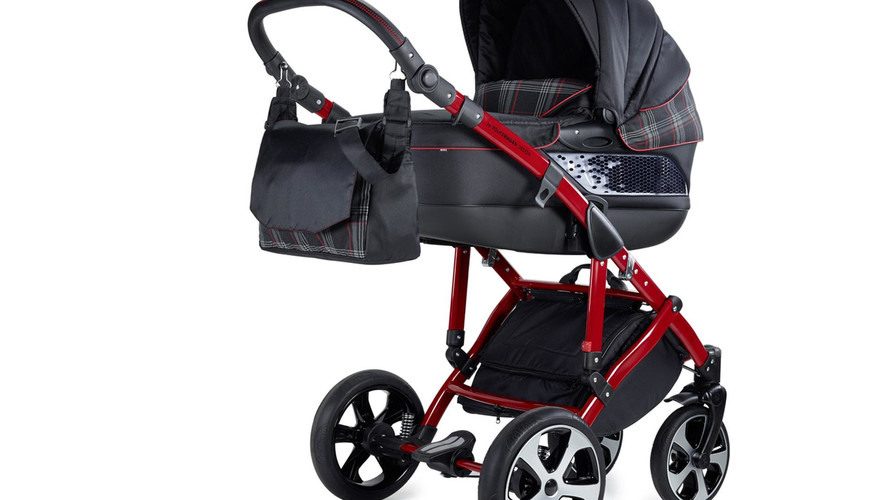 Çocuğunuzun ilk hot hatch'i: Volkswagen GTI bebek arabası