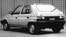 1987 Skoda Favorit