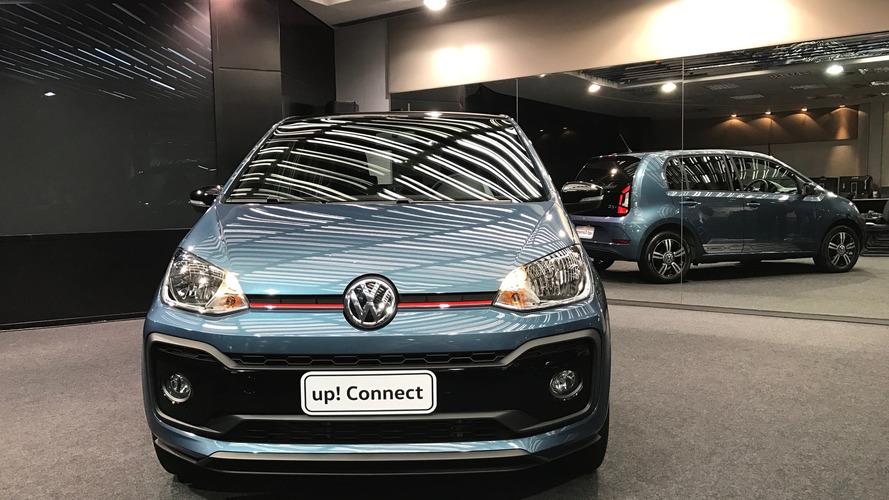 Vídeo - Veja o que muda no novo VW up! 2018