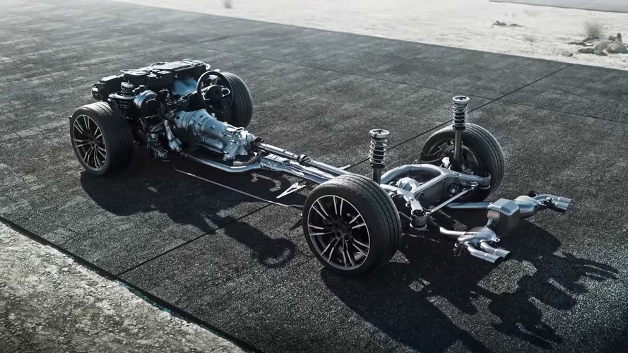 Vídeo - BMW explica como funciona o sistema de tração do novo M5