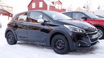 Peugeot 208 2018 fotos espía