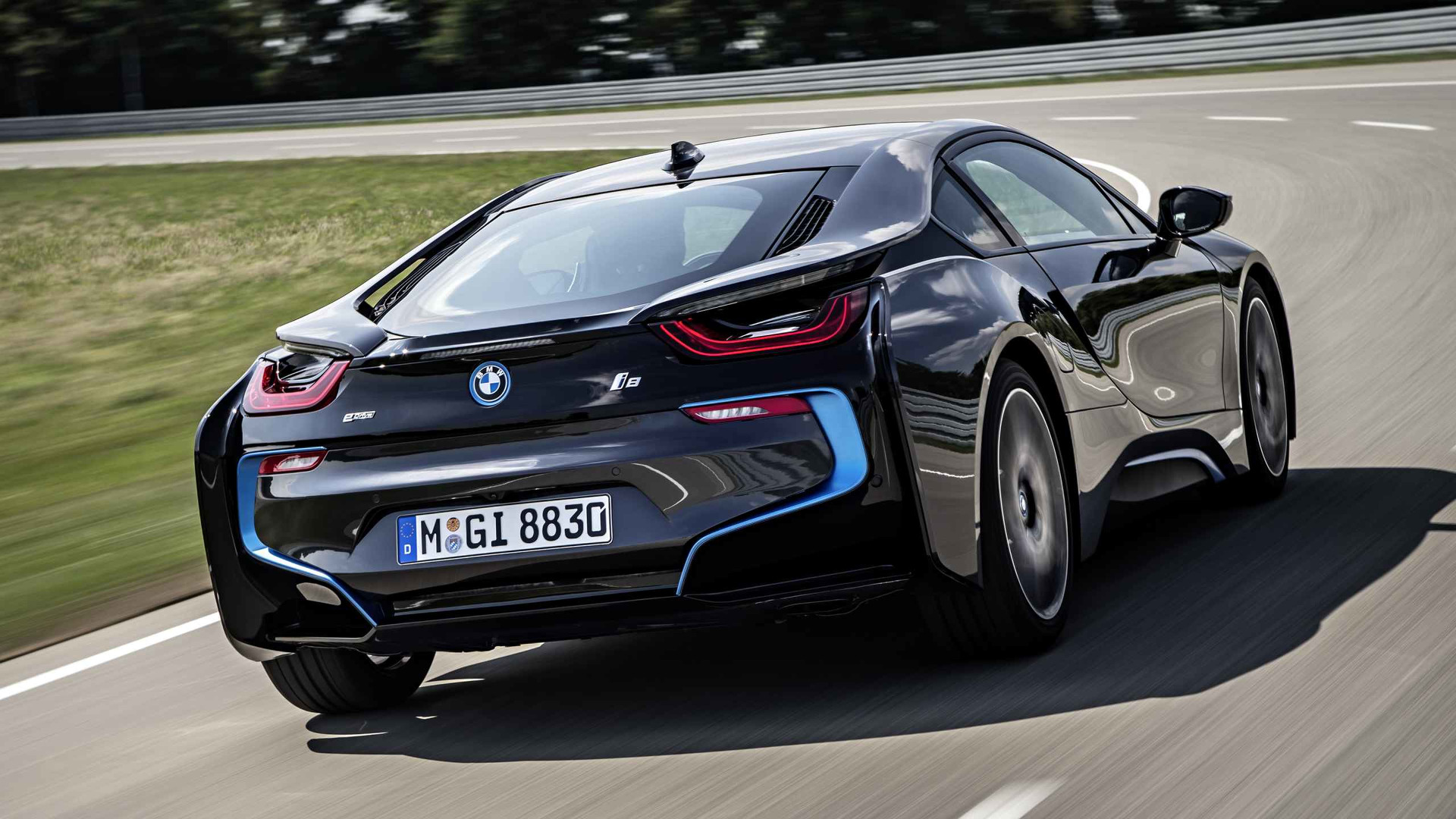 2017 bmw i8 review. Black Bedroom Furniture Sets. Home Design Ideas