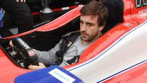 Fernando Alonso IndyCar 2017