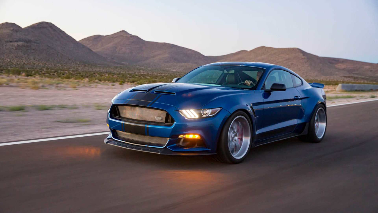 Shelby Super Snake concept