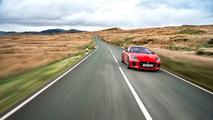 2018 Jaguar F-Type four-cylinder
