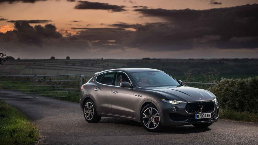 2017 Maserati Levante Review
