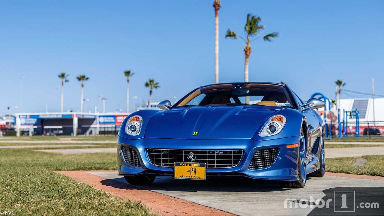 Ferrari 45 SuperAmerica