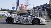 Lamborghini Huracán Performante Spyder 2018