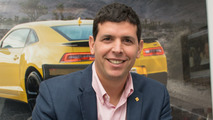 Ernesto Ortiz, vice-presidente de vendas e marketing da GM do Brasil