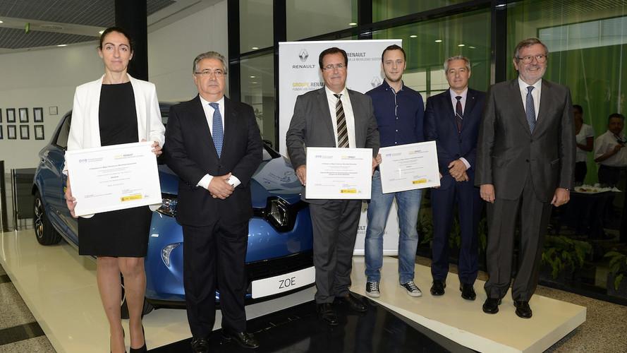V Premios de Movilidad Sostenible de Renault