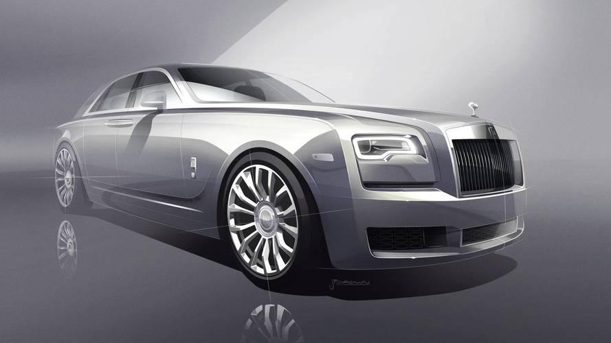 Rolls-Royce, Silver Ghost Collection'ı tanıttı