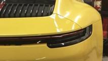Nuova Porsche 911, la foto rubata