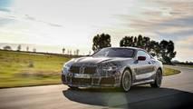 2019 BMW 8 Series Official Teaser